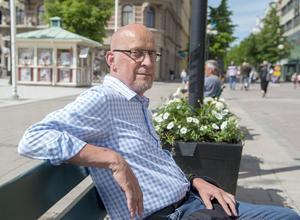 Lauri Loiske, 66 år, pensionär, Sundsvall: