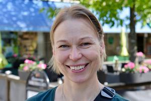 Marie Sein, 51 år, financial controller, Malmö:
