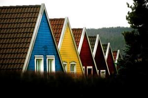 Arkivfoto: Johan Solum.Villapriserna på sålda villor i Dalarna de tre månaderna (augusti till november) har gått ned 2,1 procent.
