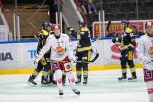 SSK besegrade Almtuna efter straffar. Lagets fjärde raka bortaseger. FOTO: Peter Hoffström/Arkiv