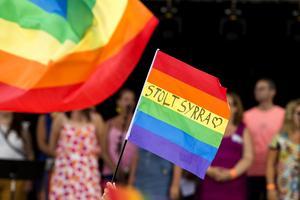 I dag, den 18 augusti, går Prideparaden i Gävle