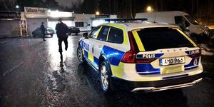 Skjutning i Västerås i december 2019