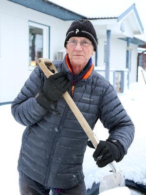 Ska Härjedalen kunna leva vidare måste invånarna ha kvar rätten att förfoga över sin mark och sin framtida livsmiljö, säger Bertil Andersson föreningens sekreterare.