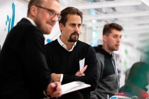 Daniel Grillfors erbjuds att jobba med J20-laget  när han får lämna A-laget. Foto: Daniel Eriksson/Bildbyrån