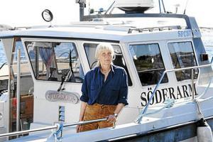 Anngret Andersson har haft idén om att starta en aktivitetsö i fem år.  Foto: Anders Sjöberg