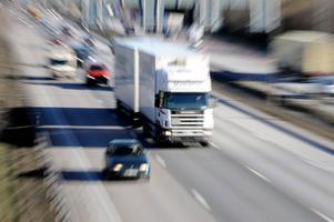 En fullt ut fungerande logistik är en utmaning för e-handeln.Foto: Foto Bertil Ericson/TT