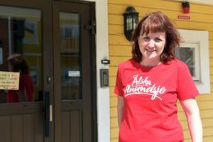 Ann-Katrin Zakrisson är ny huvudägare till Bredbyns Gästgiveri.