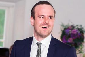 Jonas Ödén, försäljningschef på Mittmedia.