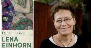 Foto: Jessica Gow Lena Einhorn skriver självbiografiskt i romanen