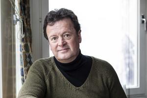 Fredrik Ekelund är tidigare känd som arbetarförfattare. Bild: Emelie Asplund