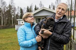 70-årsdagen kommer att firar Lennart Strandberg och hustrun Monika tillsammans med barn och barnbarn på Copperhill i Åre.