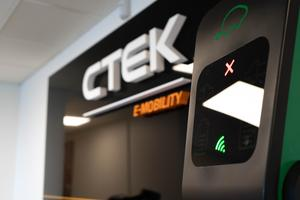 CTEK ska leverera elbilsprodukter till hela Europa. Foto: CTEK