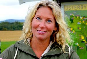 Klara Berryman, 38, Österby, Säter:Hur vill ni skapa en levande landsbygd?