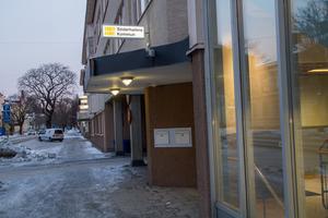 I Migrationsverkets gamla lokaler i kvarteret Lönnen huserar nu bygg- och miljöförvaltningen och delar av kultur- och samhällsserviceförvaltningen och  kommunstyrelseförvaltningen.