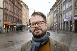 Erik Werner citerar gärna kollegan Ola Andersson som tagit fram idéer för södra stadskärnan: