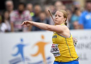 Sofi Flink är vidare till EM finalen.