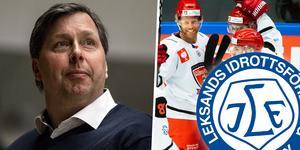 Thomas Johansson ser ett behov att addera en spelare till LIF:s träningsskara. Foto: Bildbyrån.