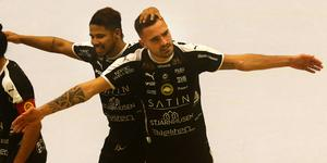 Örebro FC:s Dino Garaca hade inte gjort ett enda mål i SFL i vinter – och aldrig spelat ett futsalderby. Då gick han in och avgjorde prestigematchen mot ÖSK Futsal. Den oväntade hjälten utsågs till matchens lirare.