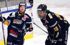 Nils Eriksson och Lars Eriksson spelar inte med Borlänge Hockey den kommande säsongen.