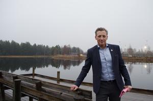 Jonas Rosén, nybliven vd för Visit Dalarna, fanns på plats i  Moraparken under besöksnäringens konferens Up to date, tidigare i veckan.