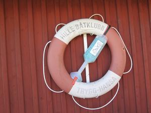Hille båtklubb redo för en ny båtsäsong.