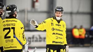 Pontus Vilén tar plats i landslagets observationstrupp inför kommande säsong tillsammans med hemvändande Joakim Andersson.