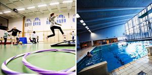 Hur blir det för idrottsanläggningar och badhus efter den 24 januari?