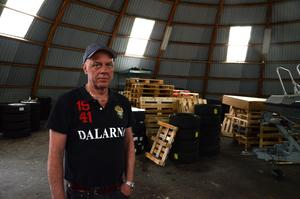 Freddy Larsjos minns när det såldes bilar i Kupolen.
