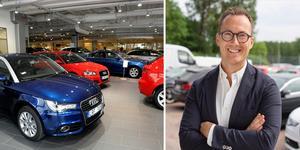 Henrik Littorin på Bilpriser.se menar att många väntar med att byta bil tills miljödebatten klarnat mer. Bild: TT/Pressbild.