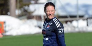 Marie Salander har hämmats mindre av de långdragna höftproblemen den här säsongen jämfört med ifjol.