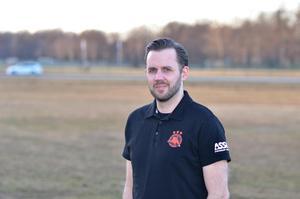 John Kvist blir Rönnbys nye tränare. Foto: Västerås Rönnby