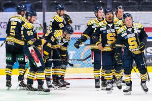 Det är slutspel som gäller för SSK den här säsongen – styrelsen har satt A-lagets målsättning till topp åtta. Foto: Johanna Lundberg / Bildbyrån