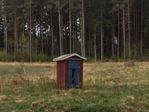 Klosbotäkten, Änga, Järvsö