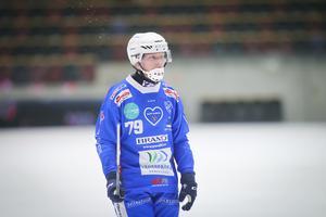 ÖSK-fostrade Robin Öhrlund, nu i Vänersborg, är en av de spelare som får delta i fyrnationsturneringen i Åby i helgen.