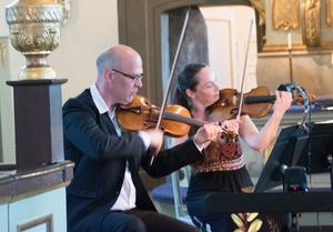 Weberkvartetten är en av Sveriges mest etablerade stråkkvartetter. Den bär samma namn som primarien Ronnie Weber och hans fru Ellinor.