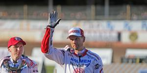 Andreas Jonsson missar Rospiggarnas match mot Indianerna