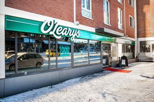 O'Learys i Östersund har brutit mot tillståndet när alkohol serverats för långt in på natten.