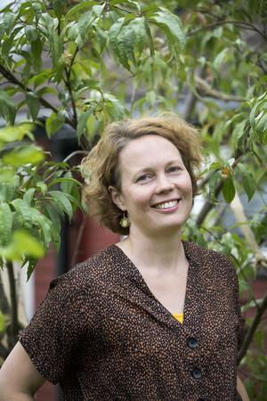 Emma Henning har fått en rik skörd i år.