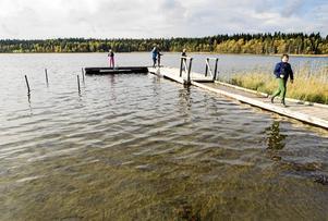 Lillsjön i Odensala, Östersund.