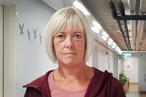 Anne Thelander kände inte till begränsningarna i utdragen som arbetsgivaren begär ut från polisen. Hon ser det som ett principiellt problem för både barnsjukvård och skola.