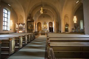 Staffans församling består av stadsdelarna Söder, Brynäs, Hemsta, Hemlingby, Mårtsbo, Kubbo, och Ytterharnäs.