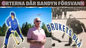 Hälleforsnäs – en av orterna som Bandypuls besökta i artikelserien