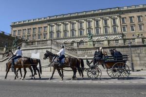 Rutten provkördes på fredagen utan problem, enligt Stockholmspolisens presstalesman Kjell Lindgren.