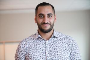 Nasif Kasarji (S), resultatenhetschef, Glasberga, 27 år (NY).