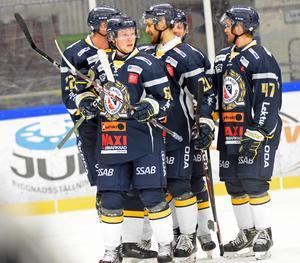 Borlänge Hockey är med i toppstriden i Allettan norra.