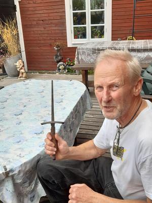 Hans Åke Persson med