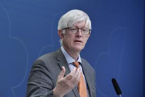 Johan Carlson chef för Folkhälsomyndigheten.
