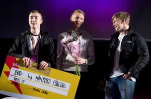Årets Hållbara företag – VassT UF, de la Gardiegymnasiet.