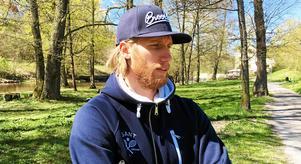 Marcus Dahlbom trivs bra i Västerås.