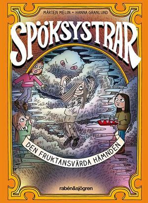 Spökena frodas i barnboksutgivningen.
